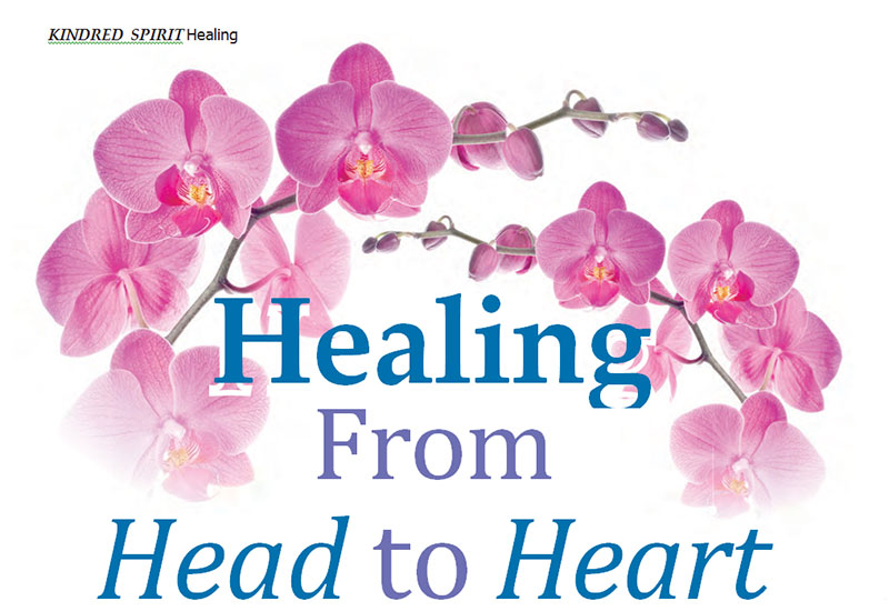 Healing from head to heart - Kindred Spirit interview