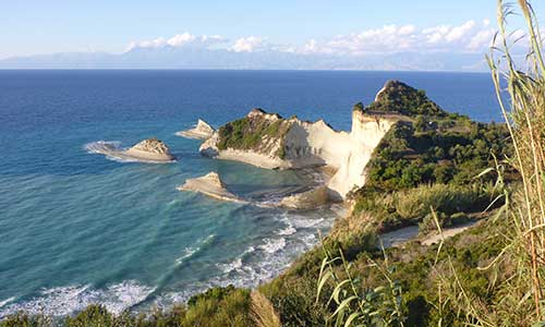 Inspirational Holidays in Corfu
