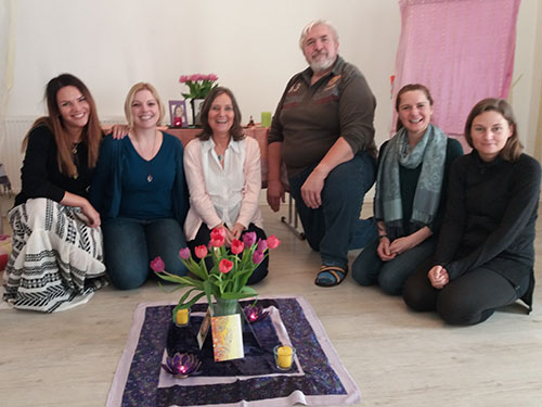 Reiki Second Degree Training in Cologne