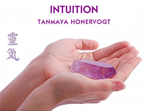 Reiki enhances your Intuition - Blog by Tanmaya